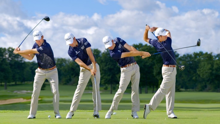 Photo of Tips for three different types of golf swings
