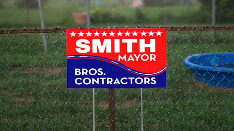 Photo of Top 5 Tips to Design Political Lawn Signs