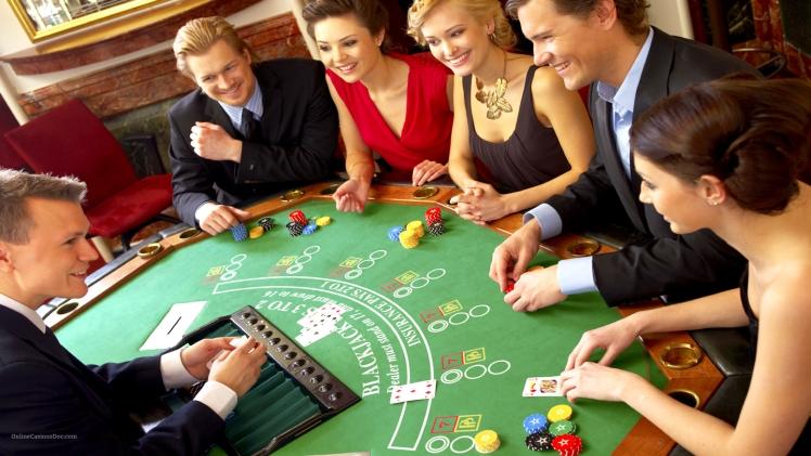 Photo of The Top Casino Gambling Games