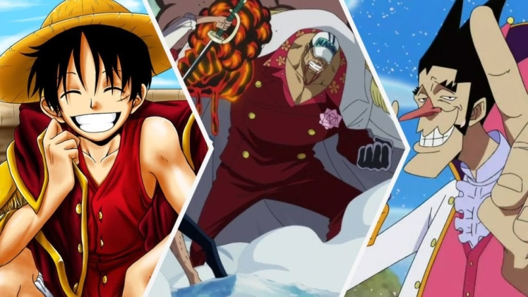 Photo of One Piece anime: Most of filler chapters