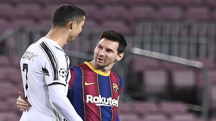Photo of A Head To Head Comparison of Ronaldo and Messi