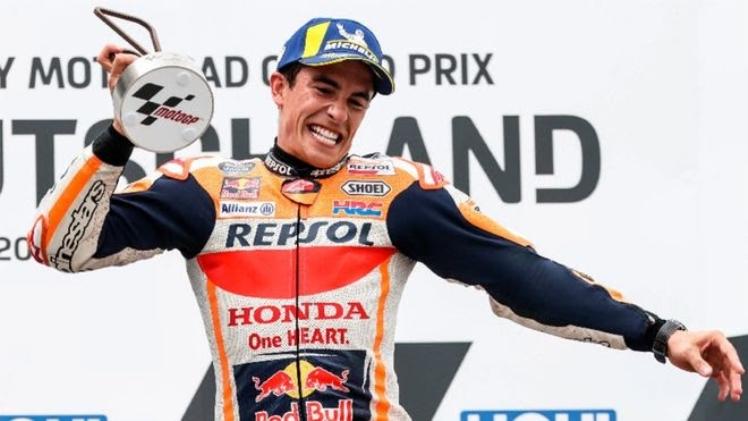 Photo of Marquez Returns To Winner's Circle At German Grand Prix