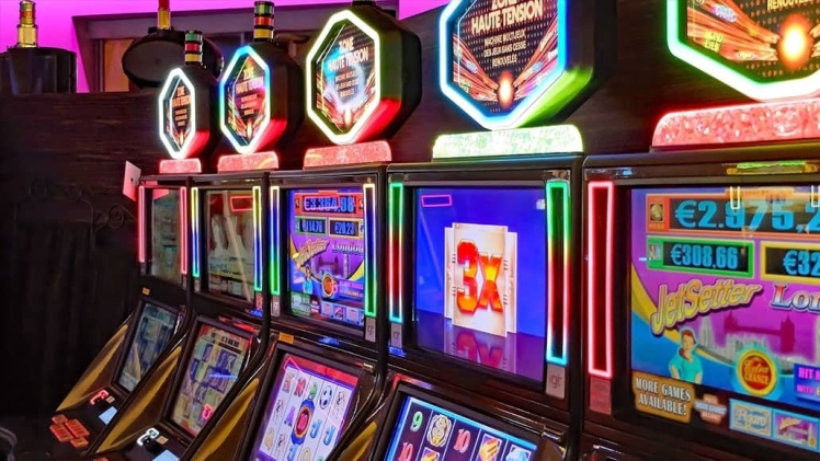 Photo of Play online slots for fun and earn money. Online slots have evolved.